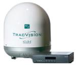 Спутниковая антенна для яхт - KVH TracVision M2