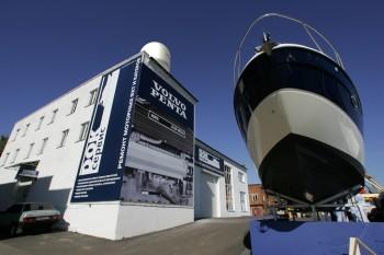 Сервисное обслуживание и ремонт катеров и моторных яхт, продажа и установка оборудования
