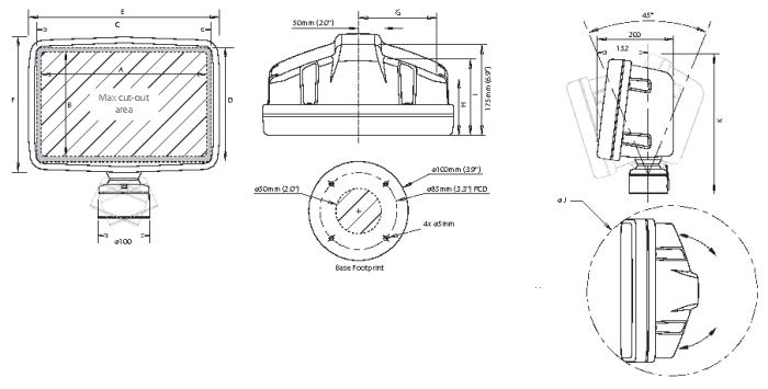 Scanpod - Deck Pod