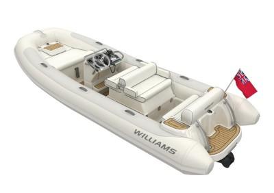 Williams 565D Diseljet