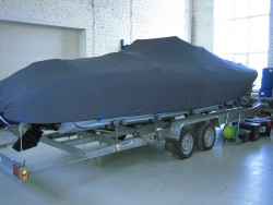 Транспортировочные чехлы для яхт и катеров