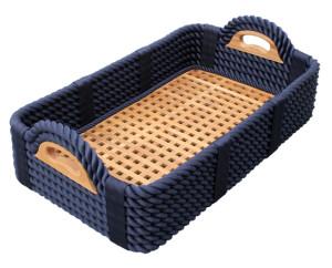 Корзина для обуви 68x43 см (blue)