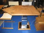 Телескопический стол MARINERIE